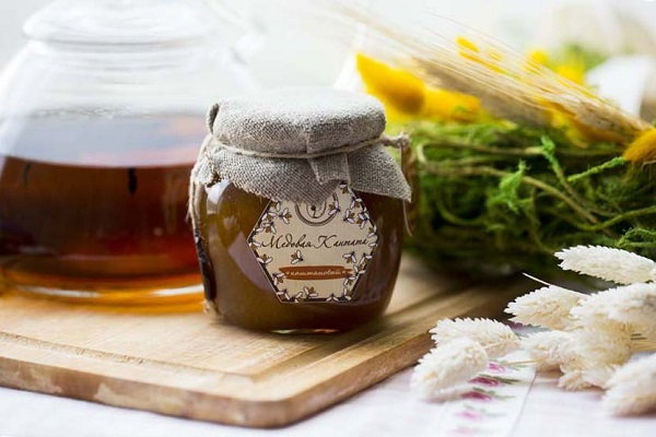 Natural Brown Honey