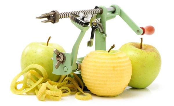 apple cleaning knife