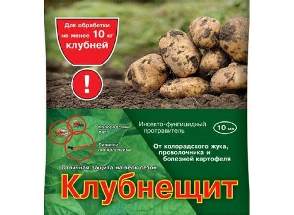 Protravitel Tuber for potato processing
