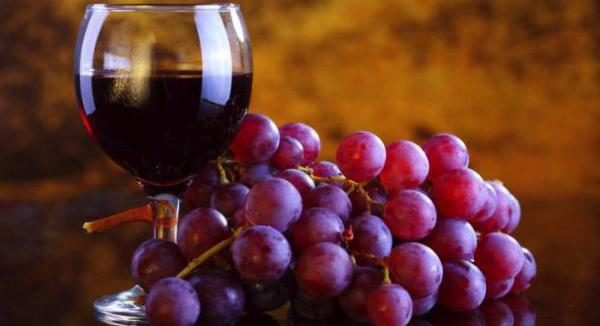 Wine from Lydia contains many nutrients